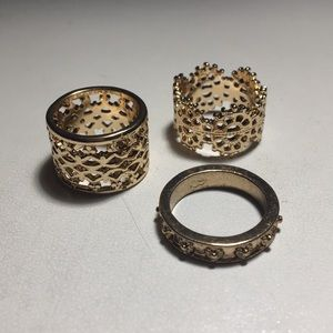 Set of Rings.